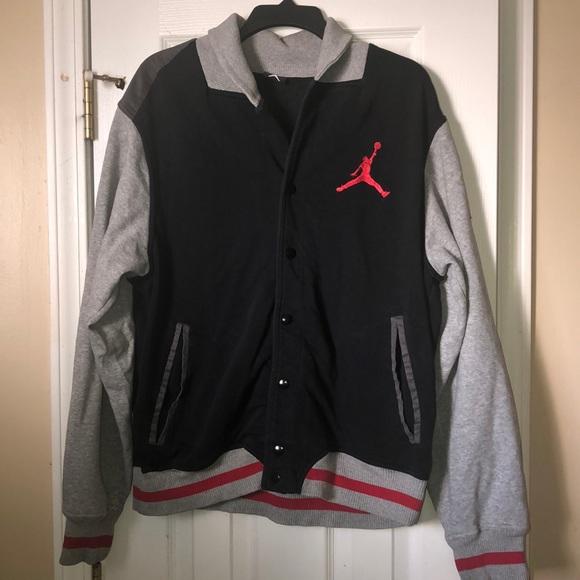 Coats | Jordan Letterman Jacket | Poshmark